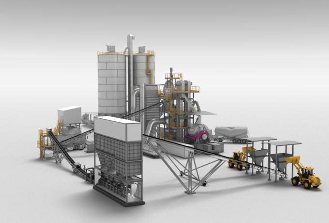 Fives | FCB FLAG™ station integrated grinding unit