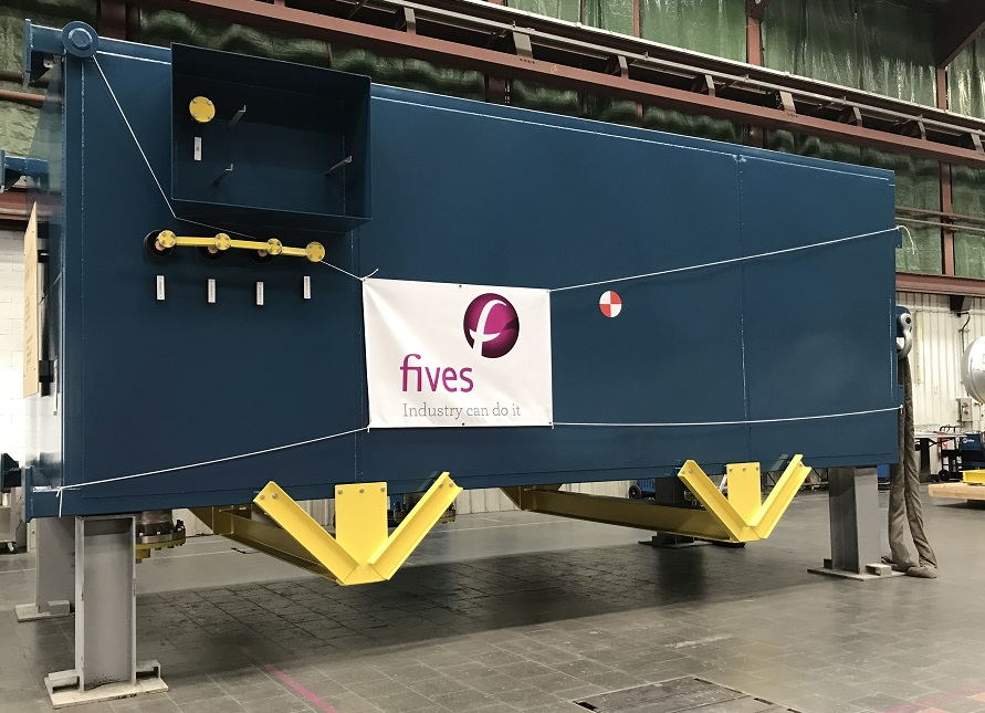 Fives builds another cold box in record time