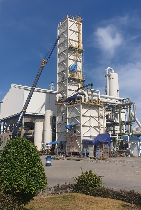 Fives service teams rally to urgently restart an air separation unit