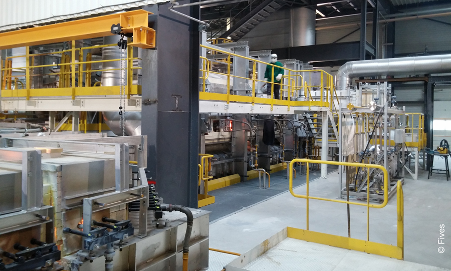 Prium® Oxy-Melt, a furnace from Fives