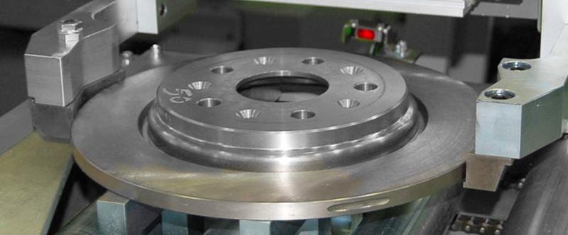 Applications - Brake Discs | Fives Group