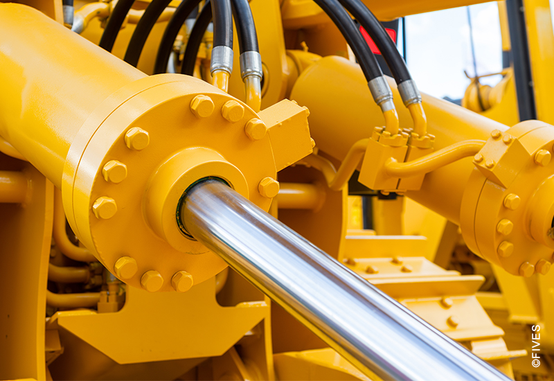 Hydraulic Components | Fives Group