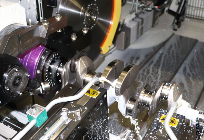 Internal Combustion Engine Application | Fives Group