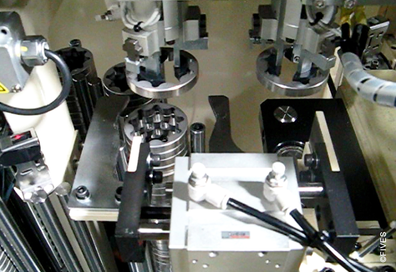 Sintered Components   Fives Group