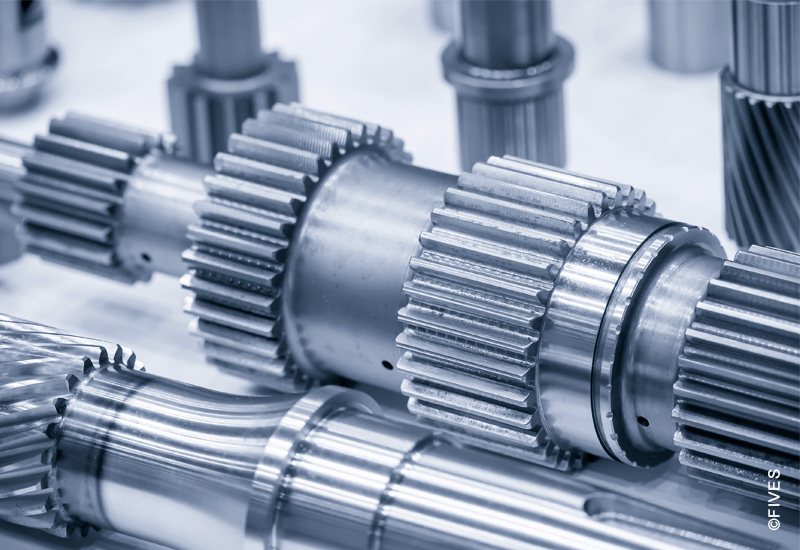 Transmission and Drivetrain Applications   Fives Group