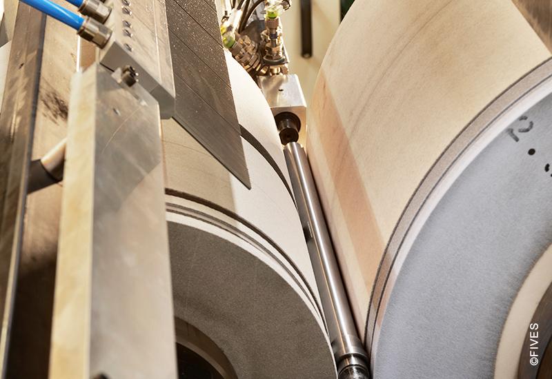 Cincinnati R125 Centerless grinding