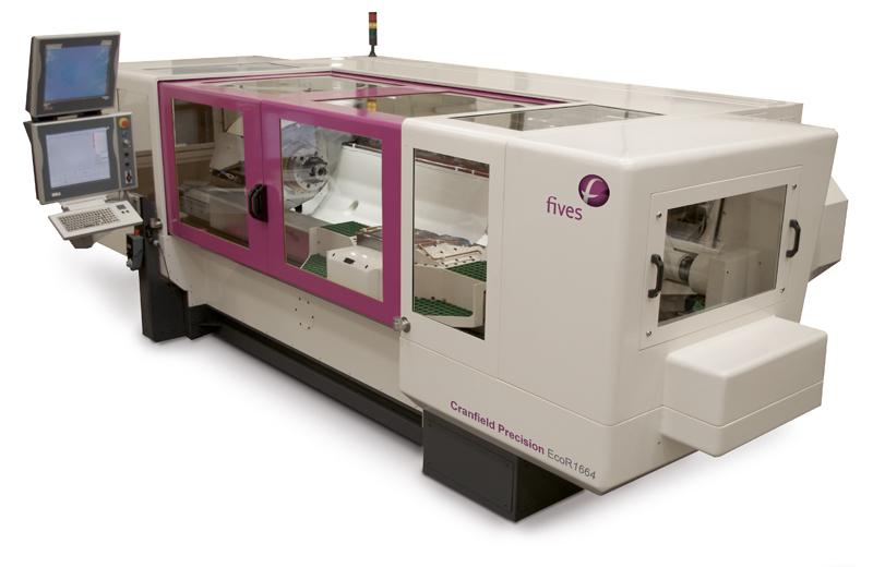 Cranfield Precision EcoR - Diamond turning machine