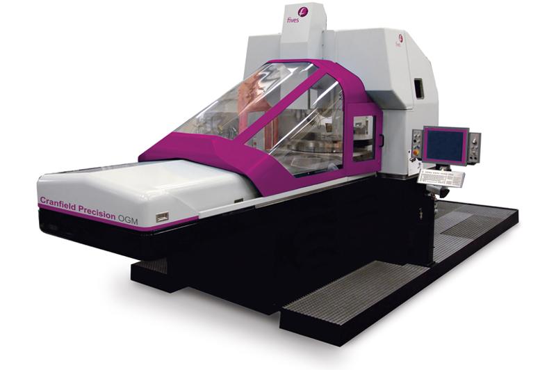 Cranfield Precision OGM - Freeform optical grinding
