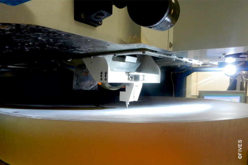 Cranfield Precision OGM Metrology - Freeform optical grinding