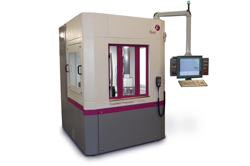 Cranfield Precision TTG