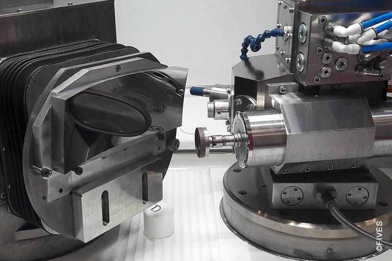 Cranfield Precision - Ultra-precision machining
