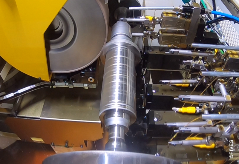 Landis 3LVe - Cylindrical Grinding