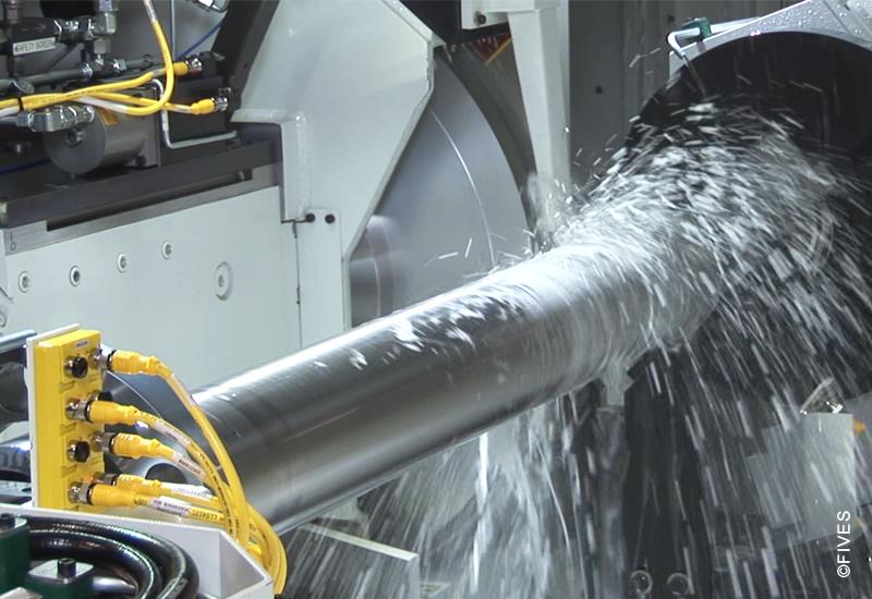 Landis Flex - Sustainable Cylindrical Grinding
