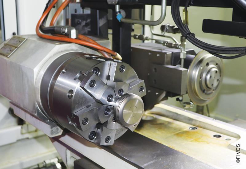 Landis LTT - Cylindrical Grinding