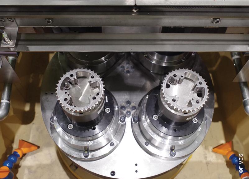 VSD - Vertical Single Disc Grinding