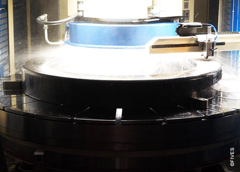XL-VSD - Vertical Single Disc Grinding