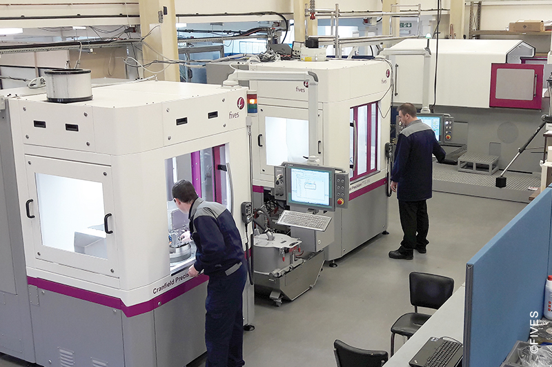 Ultra-Precision Machining Expertise from Cranfield Precision