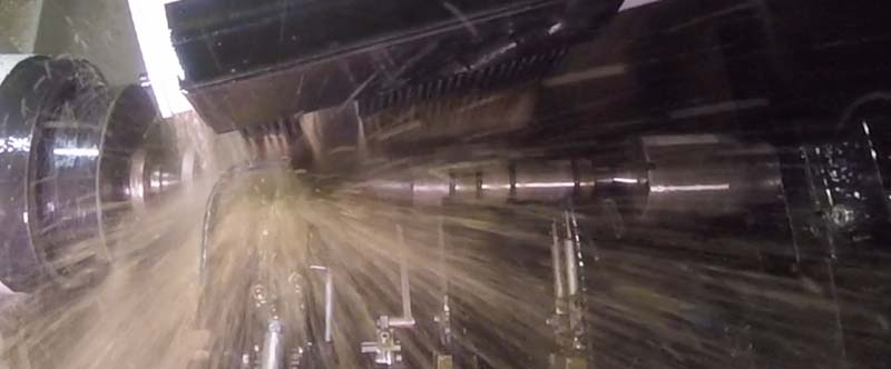 Cylindrical Grinding | Fives Group