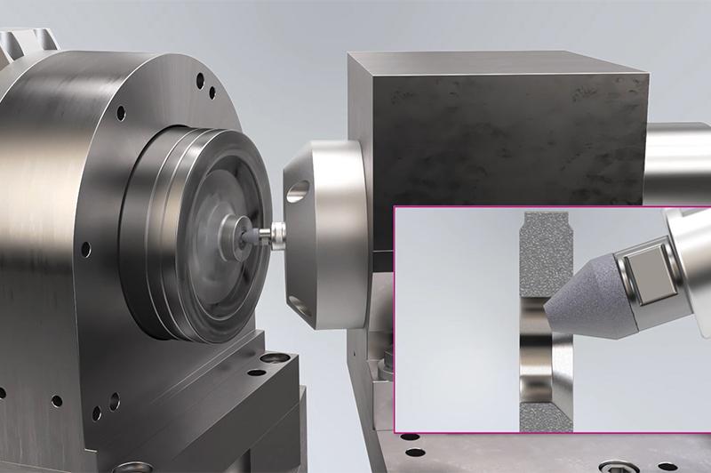 Bryant RU1 internal diameter grinding