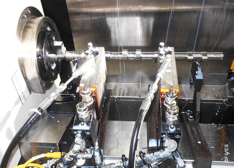 Landis LT1e - High performance camshaft grinder