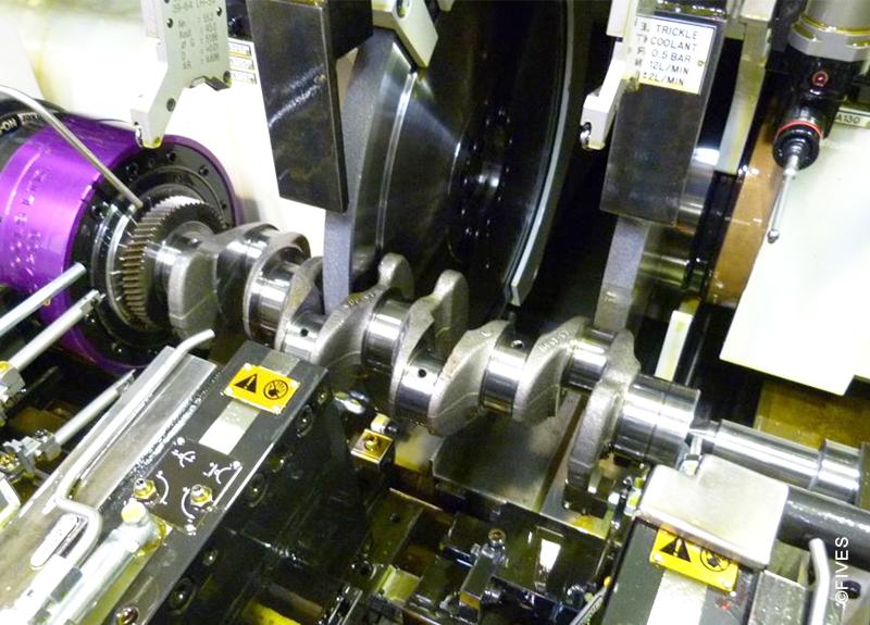 Landis LT2e - Flexible orbital grinding