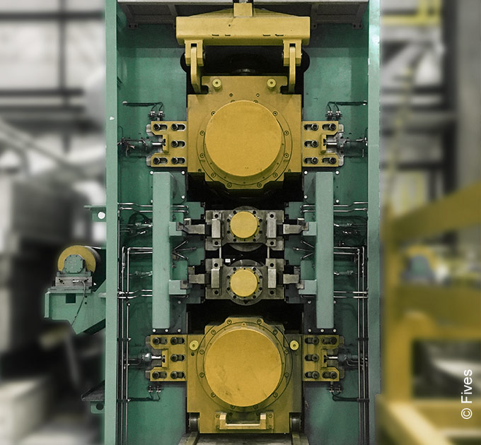 Skin-pass mills with novel design features from Fives