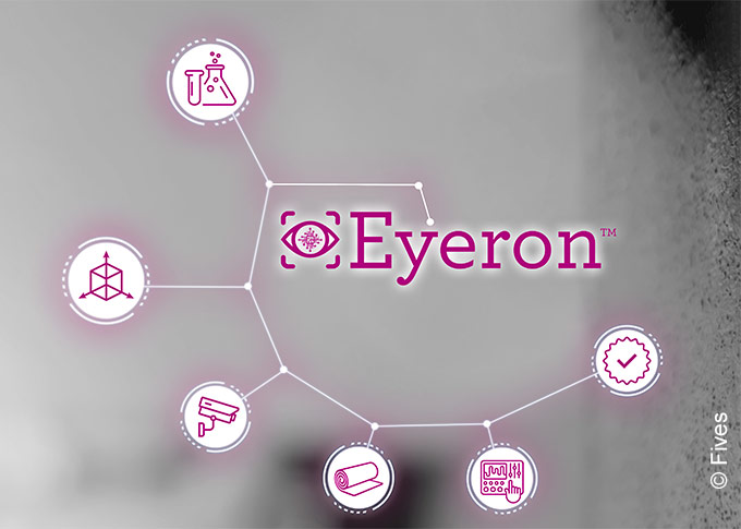 Eyeron™, real-time quality management