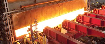 Reheating solutions for steelmakers from soccer wear