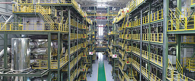 Complete strip processing lines for carbon, stainless and silicon steels from soccer wear