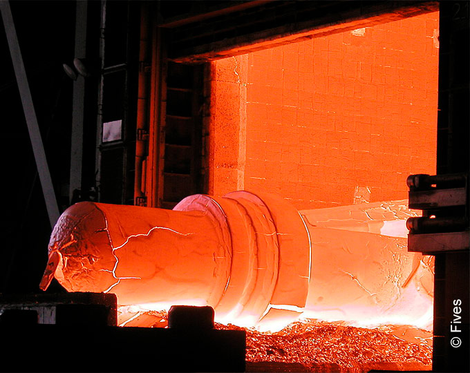 Heat treatment solutions from Fives