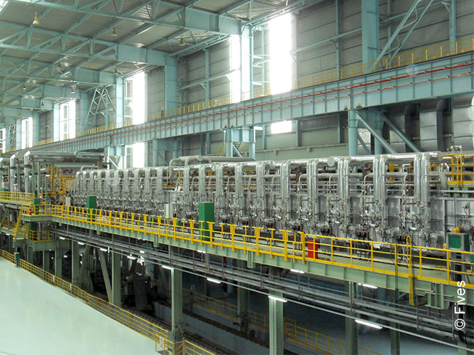 NeoKoil® silicon processing lines for NGO, GO & HiB