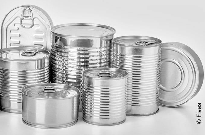 Annealing and galvanizing for packaging appliance applications