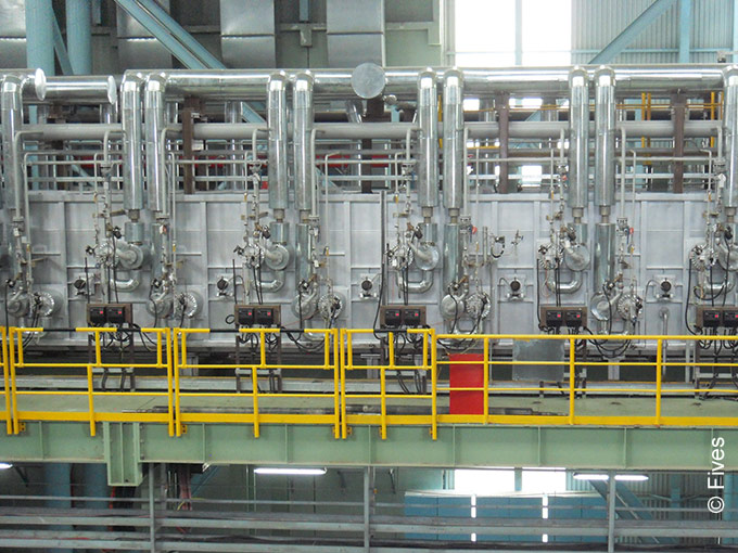Process technologies for NeoKoil® silicon steel processing lines