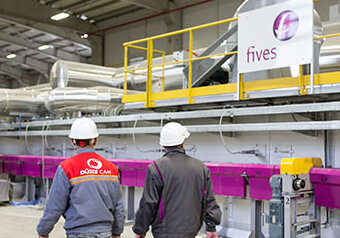 A complete float glass line for Düzce Cam from Fives