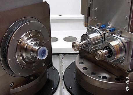 Grinding Technologies - Ultra-Precision Machining