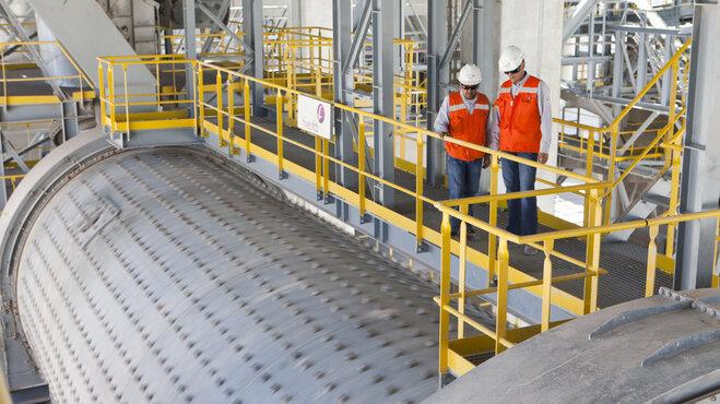 Fives FCB B-mill grinding mill