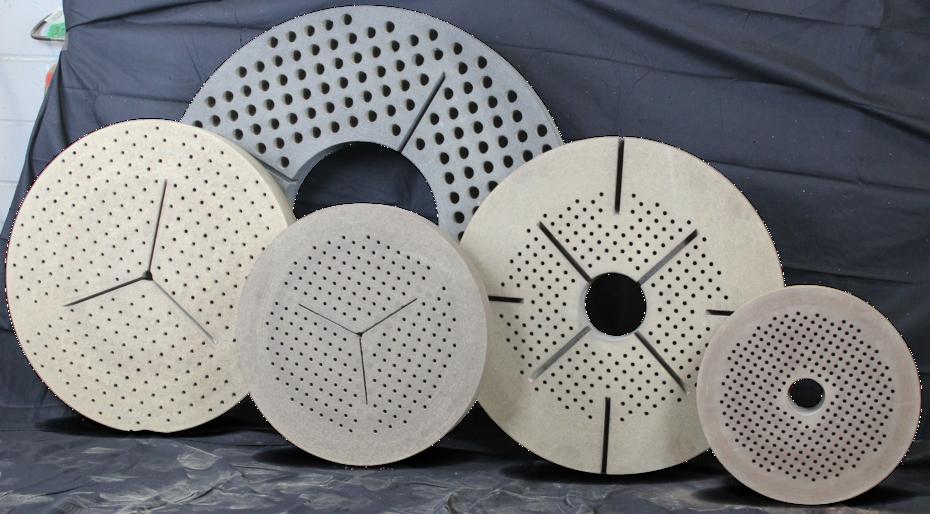 Gardner Abrasives   Double Disc Wheels